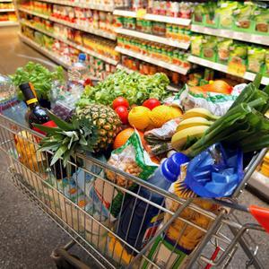 Магазины продуктов Усть-Кана
