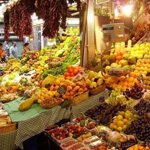Рынки Усть-Кана