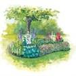 База отдыха Берендеевка - иконка «сад» в Усть-Кане
